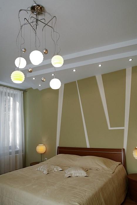 интерьер спальни - фото № 8185
