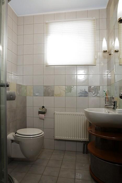 Загородный дом. ванная из проекта , фото №8190