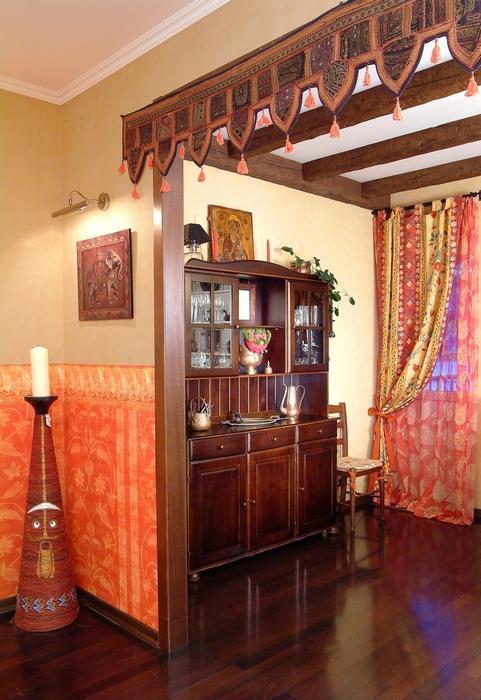 Загородный дом. гостиная из проекта , фото №8306