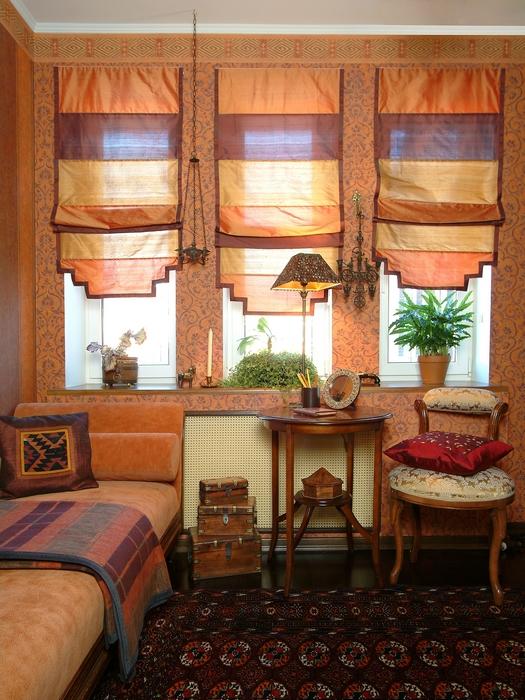 Загородный дом. гостиная из проекта , фото №8309