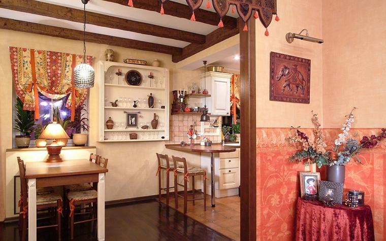 Загородный дом. кухня из проекта , фото №8317