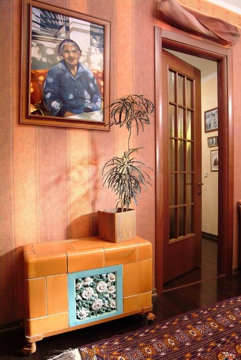 Загородный дом. гостиная из проекта , фото №8308