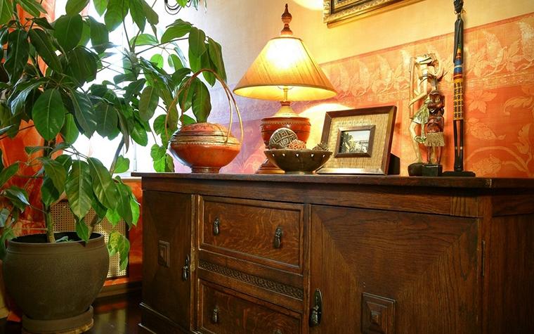Загородный дом. гостиная из проекта , фото №8307