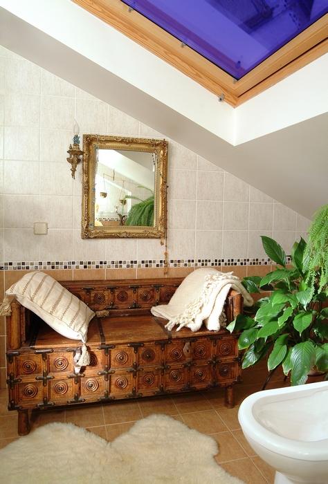 интерьер ванной - фото № 8311