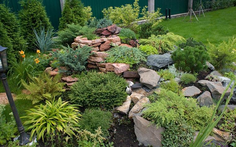 <p>Фотограф: Евгений Сапунов</p> <p>Цветовая гамма вашего сада должна быть разнообразной. Это зависит и от времени года. Внимательно посмотрите фотографии. Ваш сад должен вас радовать круглый год.</p>