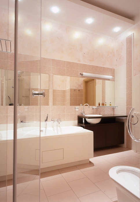 ванная - фото № 8698