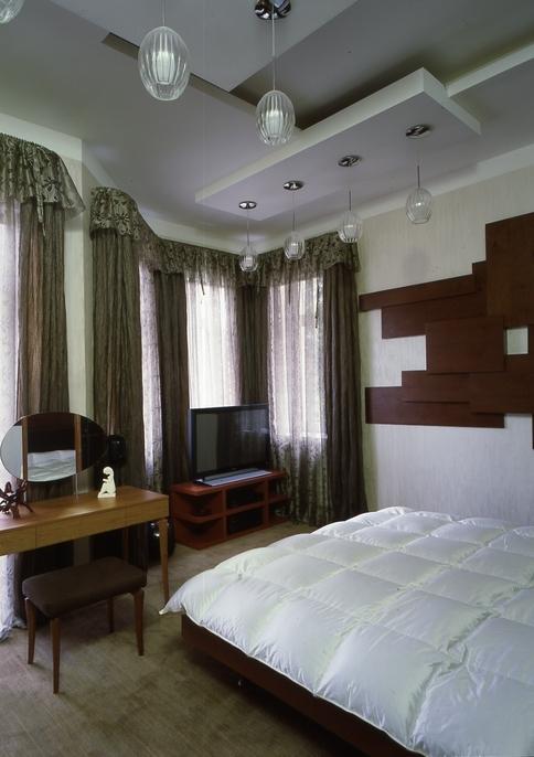 интерьер спальни - фото № 8700