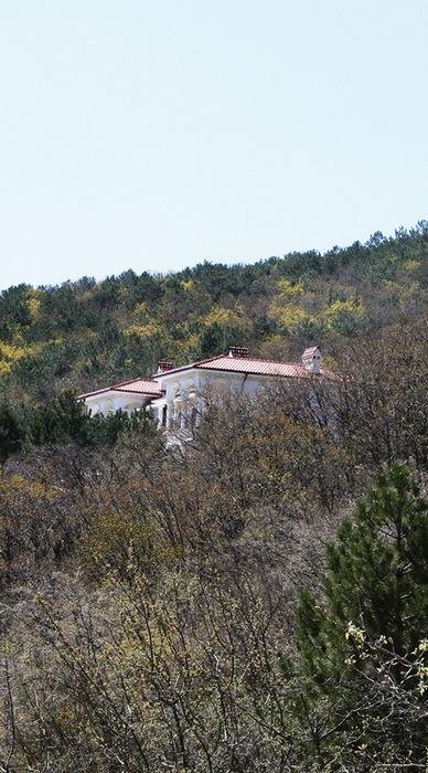 Загородный дом. фасад из проекта , фото №8723