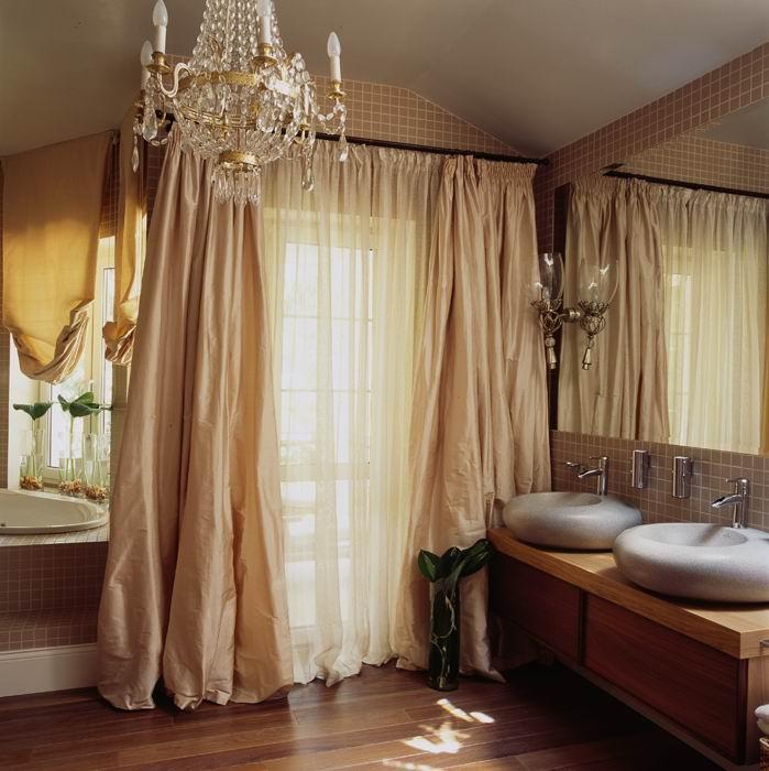 интерьер ванной - фото № 8781