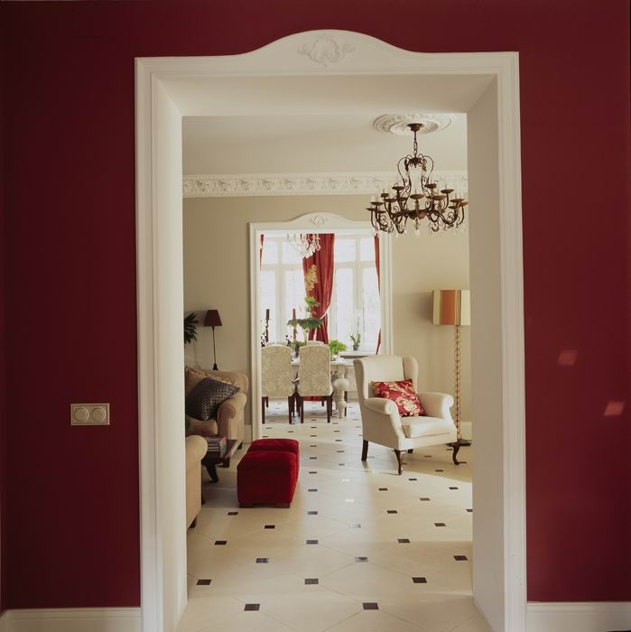 интерьер гостиной - фото № 8780