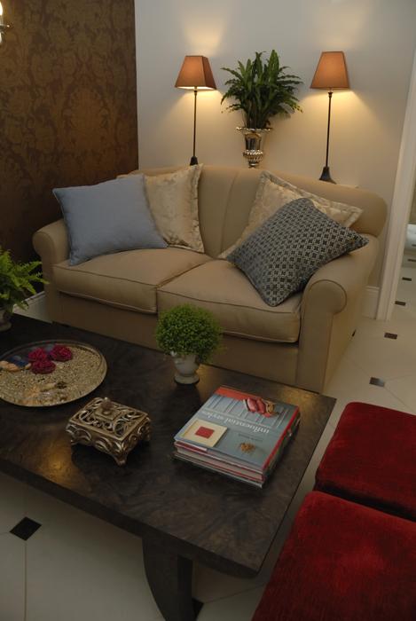 интерьер гостиной - фото № 8773