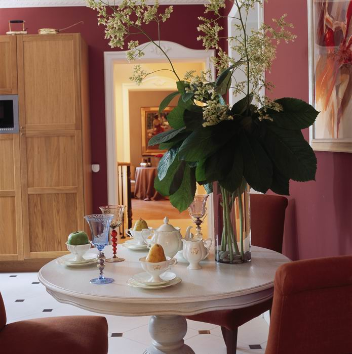 интерьер кухни - фото № 8803