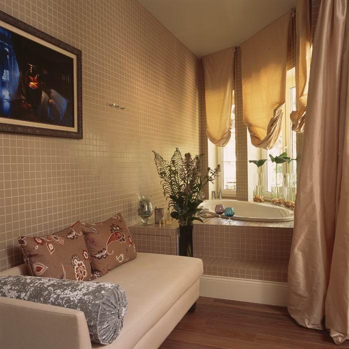 интерьер ванной - фото № 8782