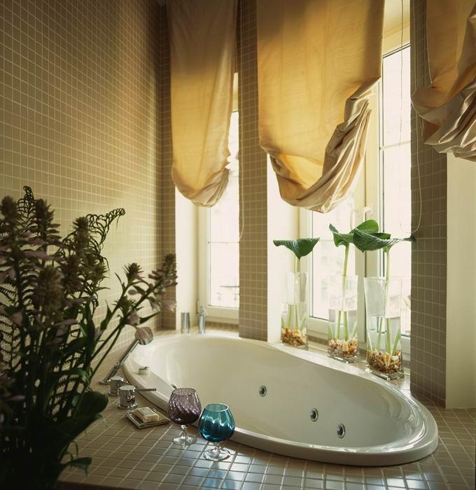 интерьер ванной - фото № 8783