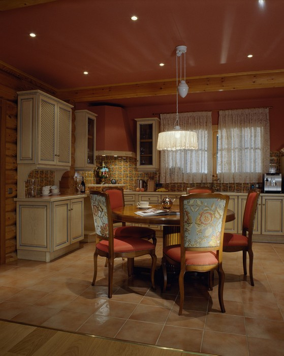 интерьер кухни - фото № 8921