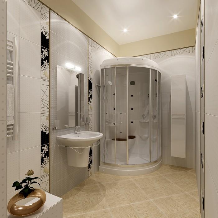 Фото № 8973 ванная  Загородный дом
