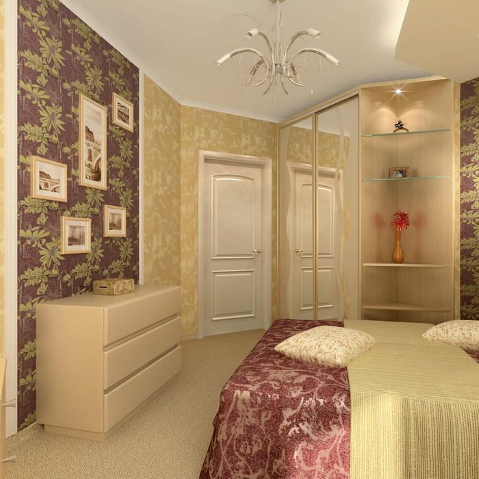 спальня - фото № 8998