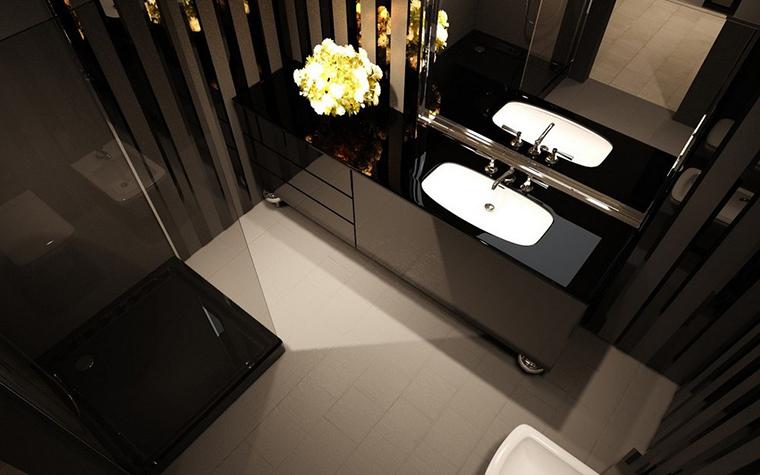 интерьер ванной - фото № 9335