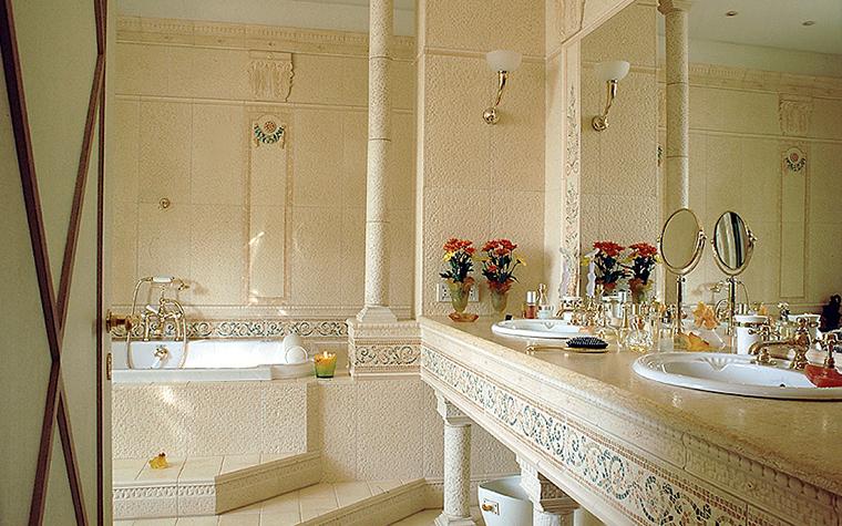 интерьер ванной - фото № 9411