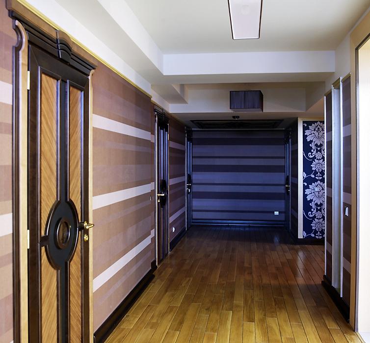 Загородный дом. холл из проекта , фото №9674