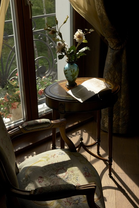 интерьер кабинета - фото № 9820