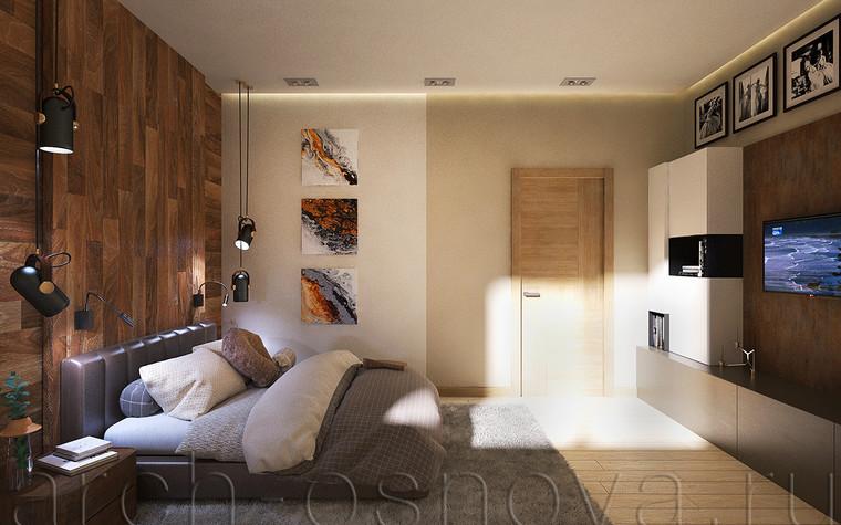 спальня - фото № 81165