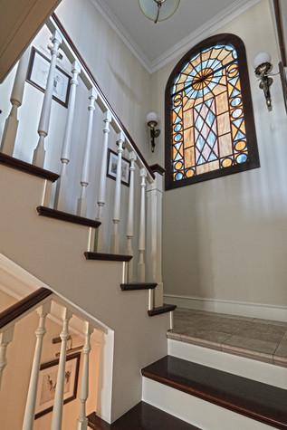 Загородный дом. холл из проекта Дом для серьезного мужчины, фото №83023