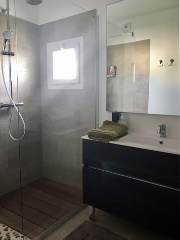Загородный дом. ванная из проекта Таунхаус у моря, фото №83459