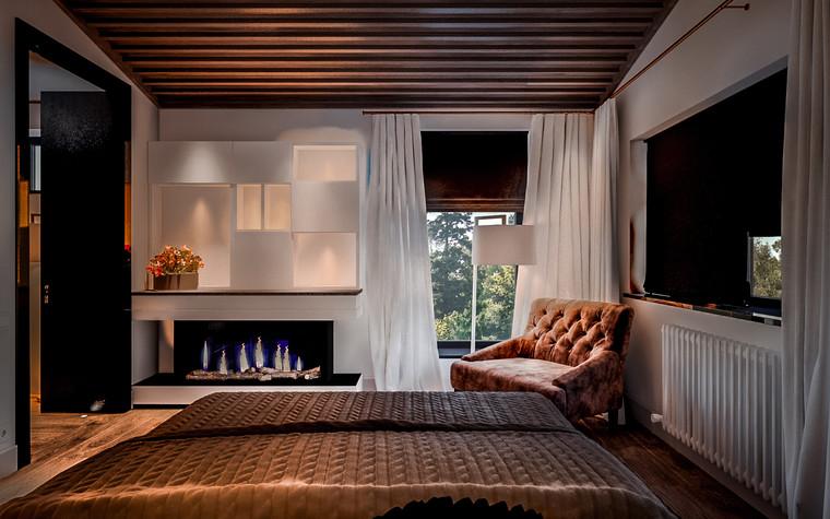 Загородный дом. спальня из проекта New Riga interior, фото №93219