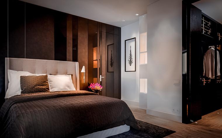 Загородный дом. спальня из проекта New Riga interior, фото №93220