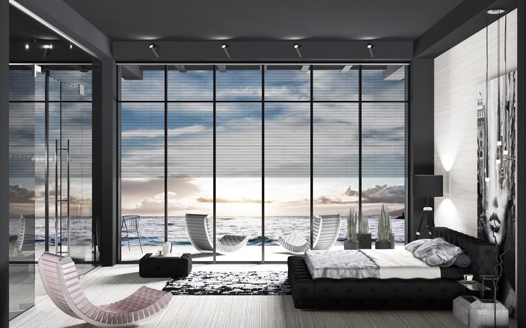 Загородный дом. спальня из проекта Black_Sunset, фото №93996