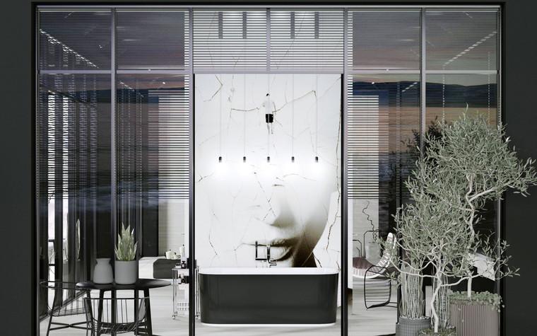 Загородный дом. ванная из проекта Black_Sunset, фото №93999