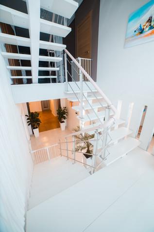 Загородный дом. холл из проекта Экодом Танковое кольцо, фото №102968