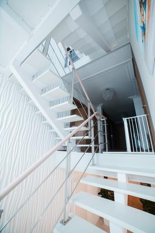 Загородный дом. холл из проекта Экодом Танковое кольцо, фото №102967
