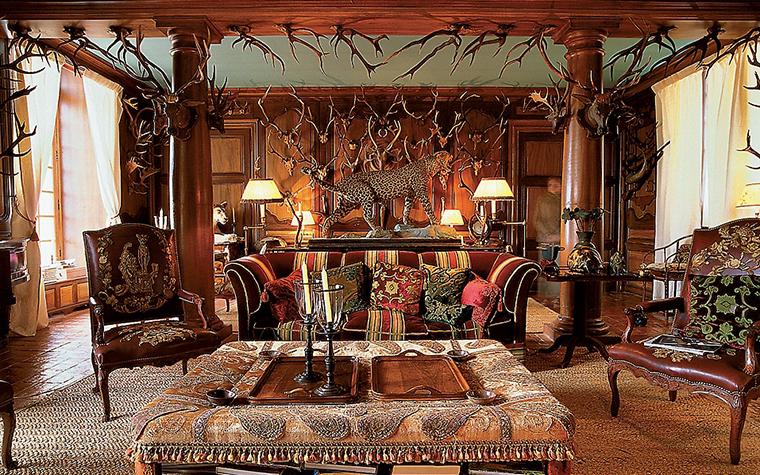гостиная - фото № 14922