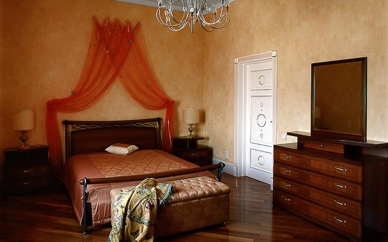 интерьер спальни - фото № 10940