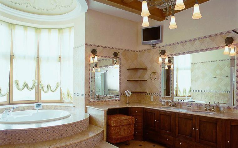 интерьер ванной - фото № 10944