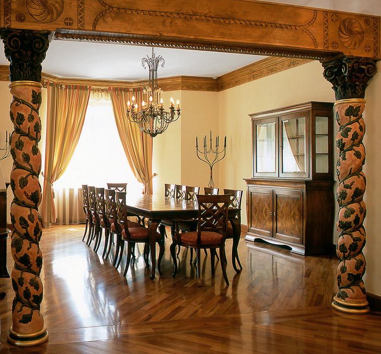 интерьер столовой - фото № 10943
