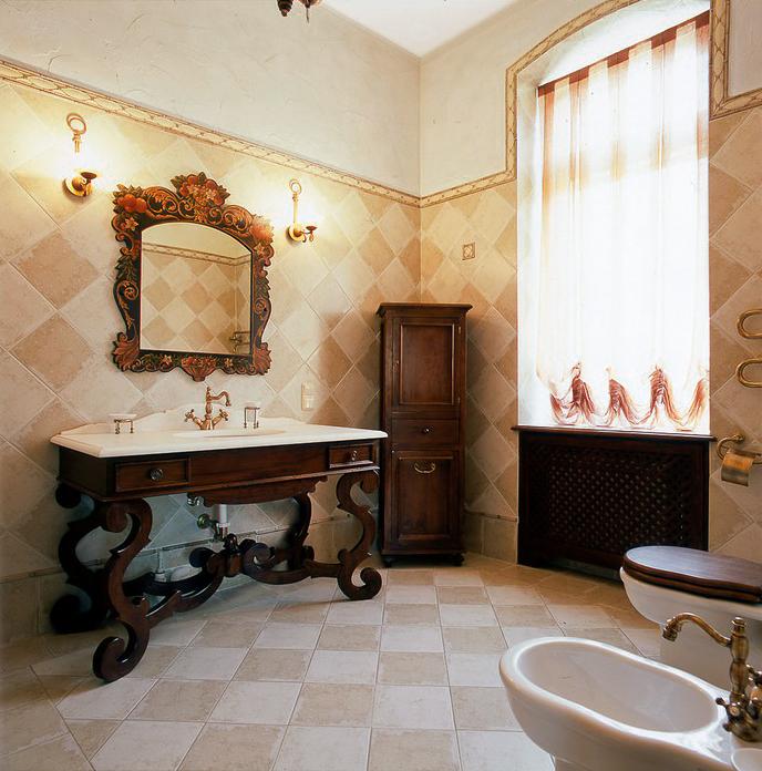 ванная - фото № 10945