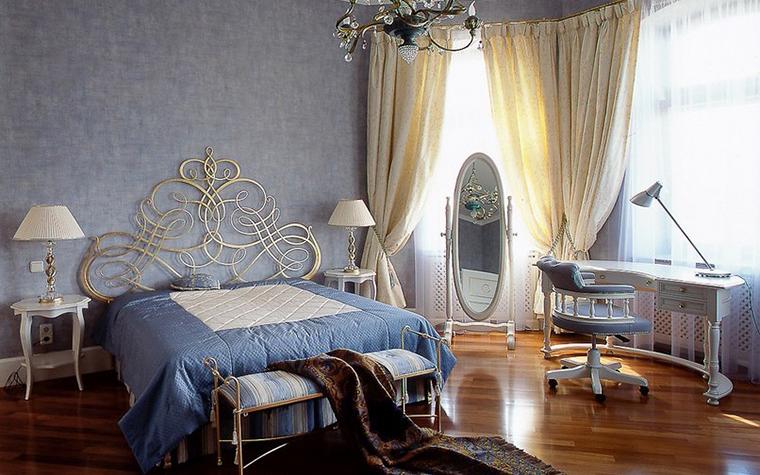 спальня - фото № 10936