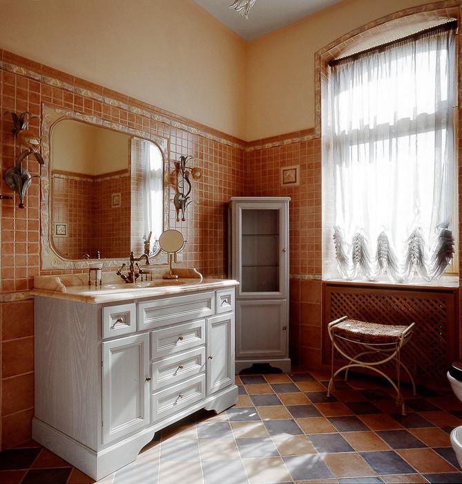 интерьер ванной - фото № 10953