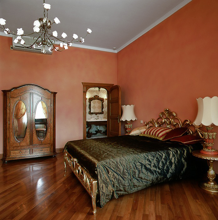 спальня - фото № 10937