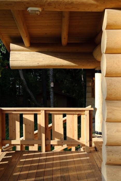 Загородный дом. фасад из проекта , фото №11100