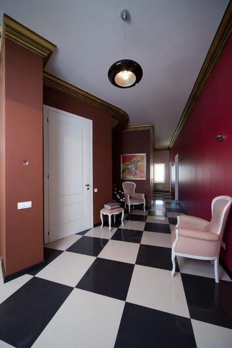 интерьер холла - фото № 11466