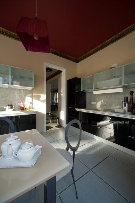 Фото № 11462 кухня  Загородный дом