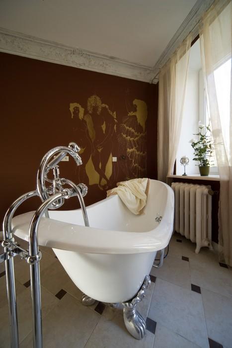 Фото № 11464 ванная  Загородный дом