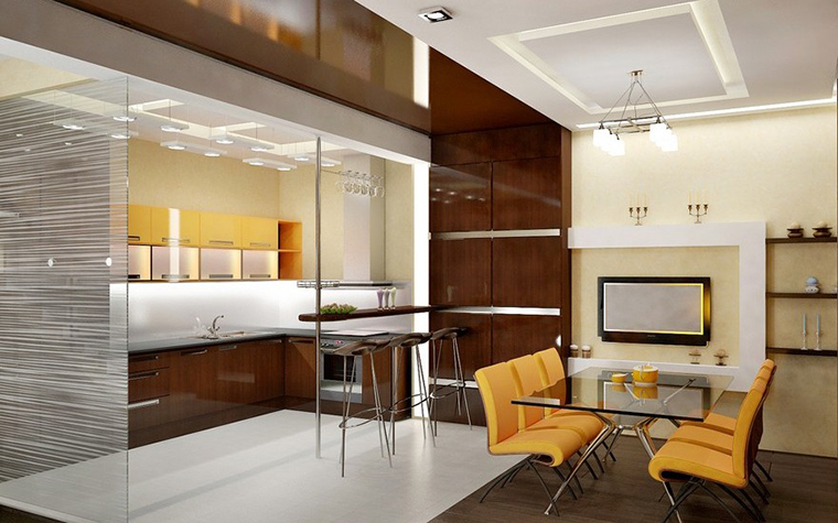 интерьер кухни - фото № 11560