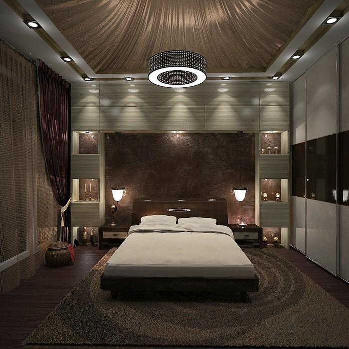 спальня - фото № 11561