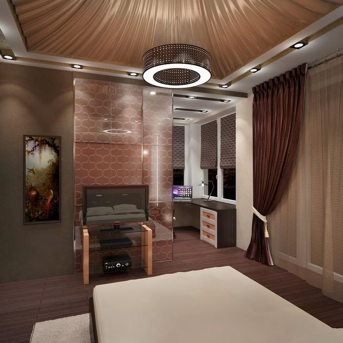 спальня - фото № 11562