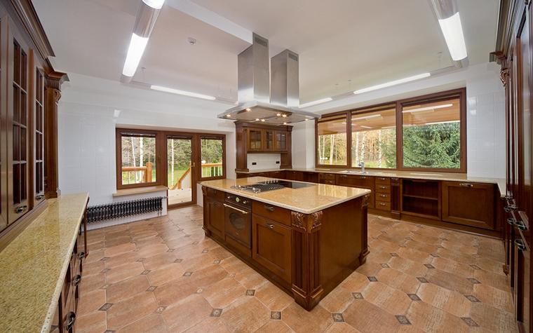 интерьер кухни - фото № 11820